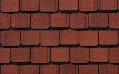 "Гибкая черепица CERTAIN TEED "" Grand Manor 1,858м2 Georgian Brick"